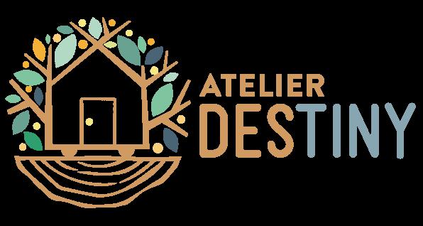 Logo de l'Atelier Destiny - Concrption & construction de Tiny House