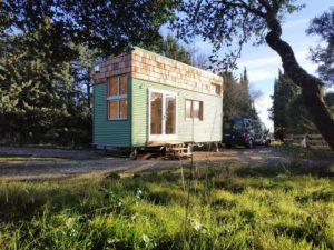 Atelier DesTiny - Conception & construction de Tiny House à Montpellier 34 - Alexandra's DesTiny 2020 photo : Sophie Dubois